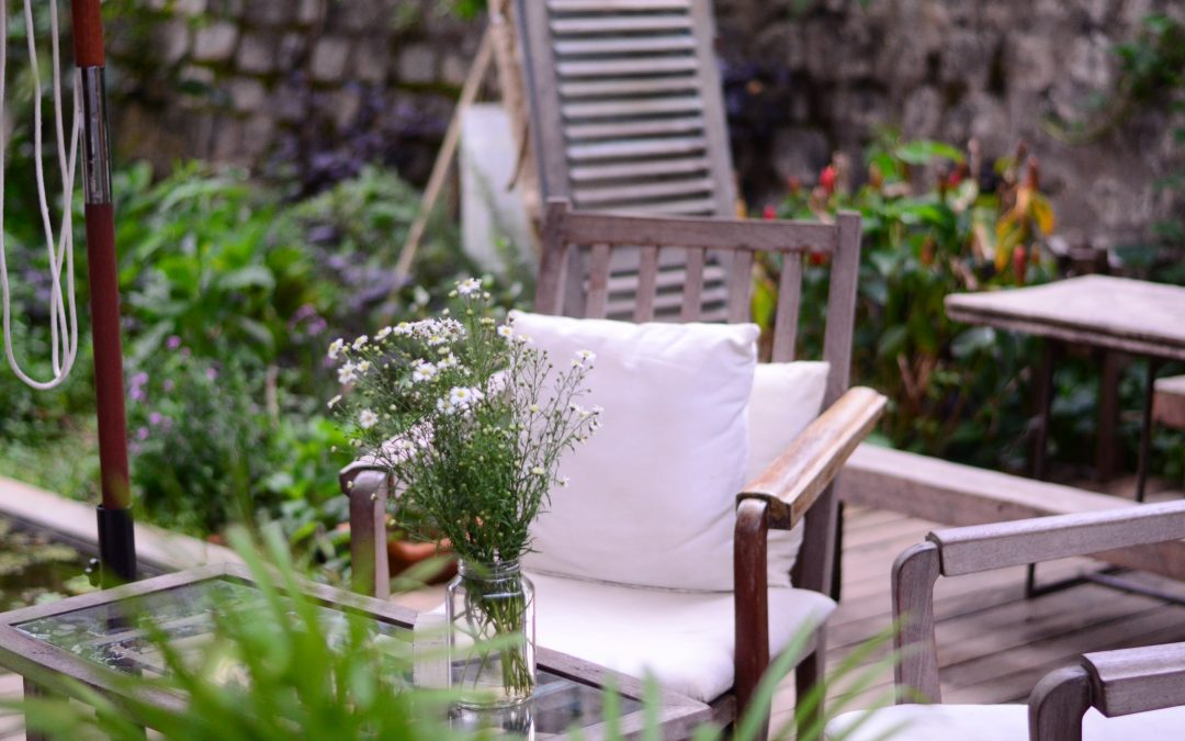 After the Move: How to Revamp Your Patio