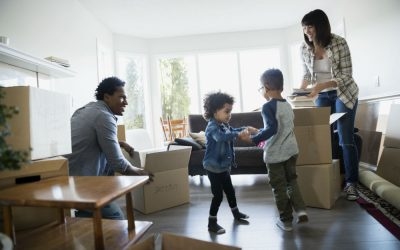 """Making the """"Moving in Together"""" Process Easier When Kids are Involved"""