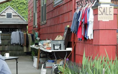 How To Have A Successful Garage Sale Before You Move