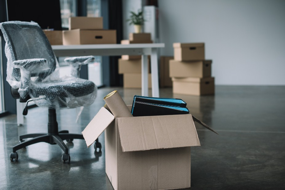 Looking To Move Your Business Office? Here's How To Do It Efficiently