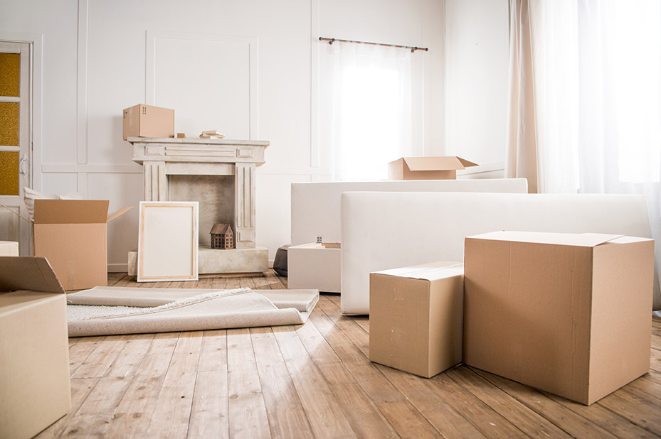 Ways to Stay Calm Through the Chaos of Preparing for a Move