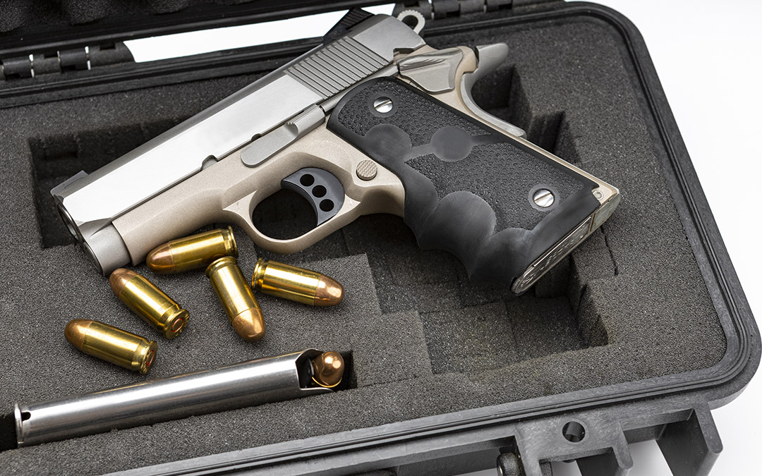 4 Tips on Transporting Your Gun Safely During Your Move