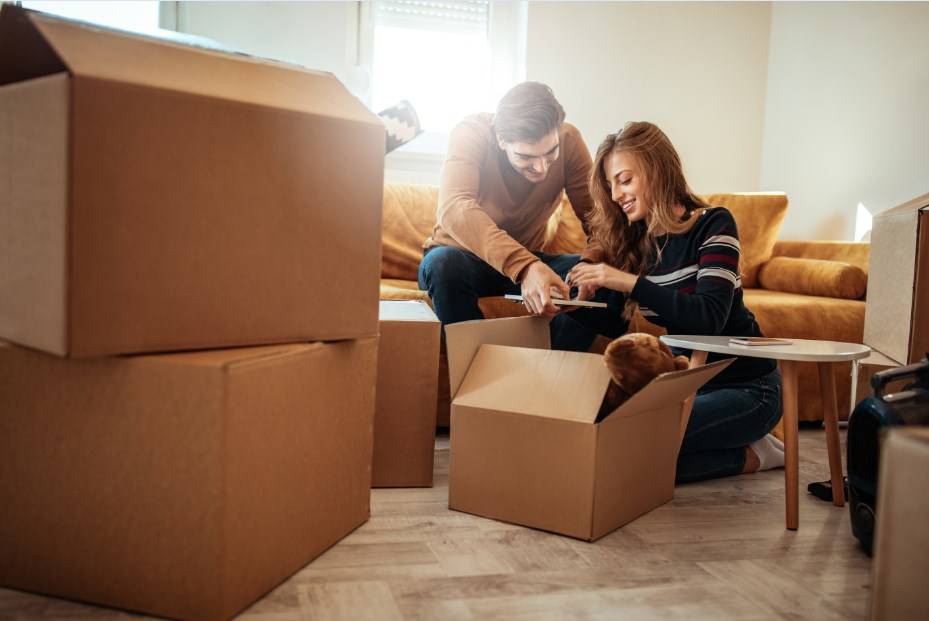 figuring out cost of moving