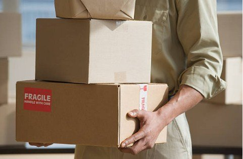 pack fragile items