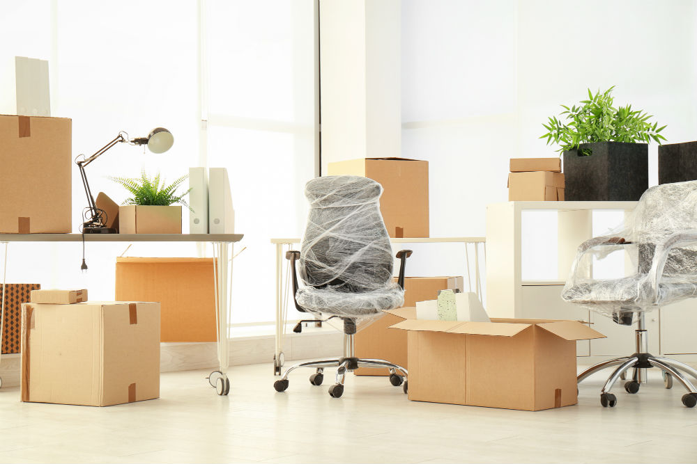 Packing Tips & Tricks for Relocating Your Business