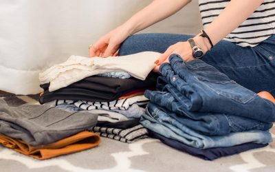 How To Pack Your Clothes When Getting Ready To Move