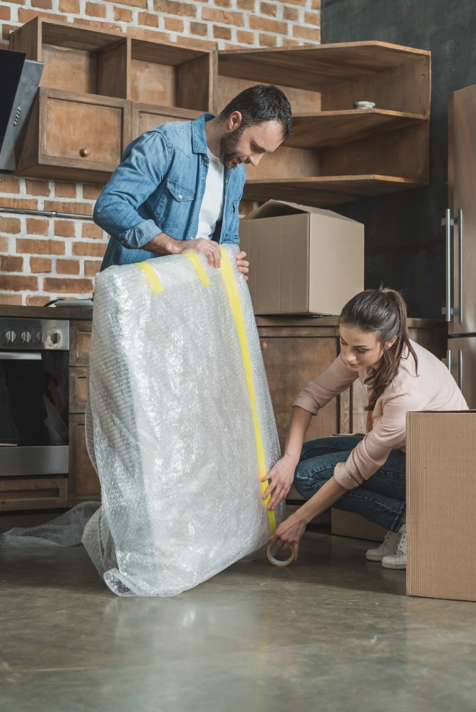 how to pack your artwork