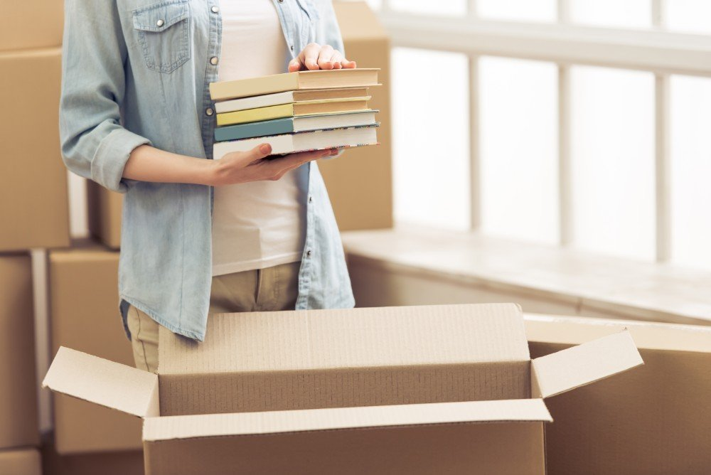 what to pack when moving to college