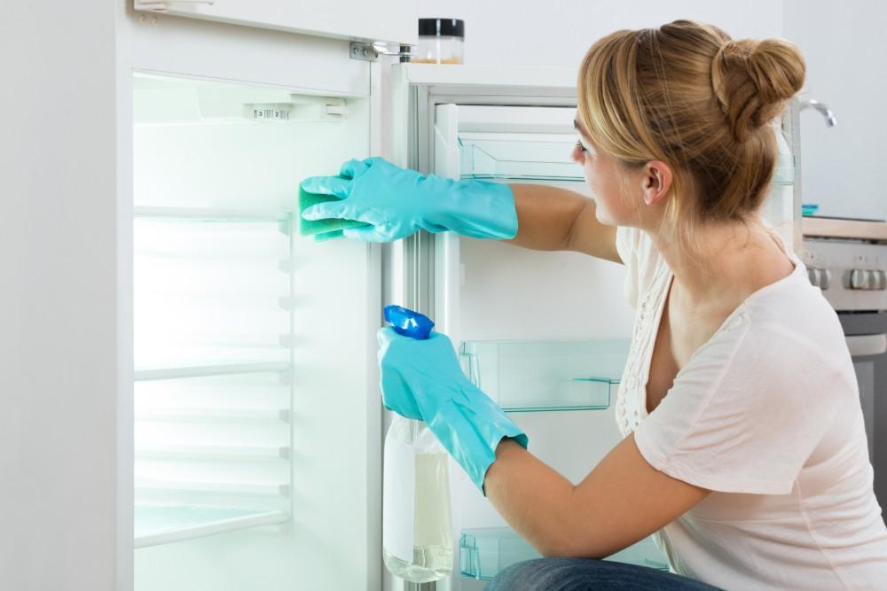 moving fridge to new house
