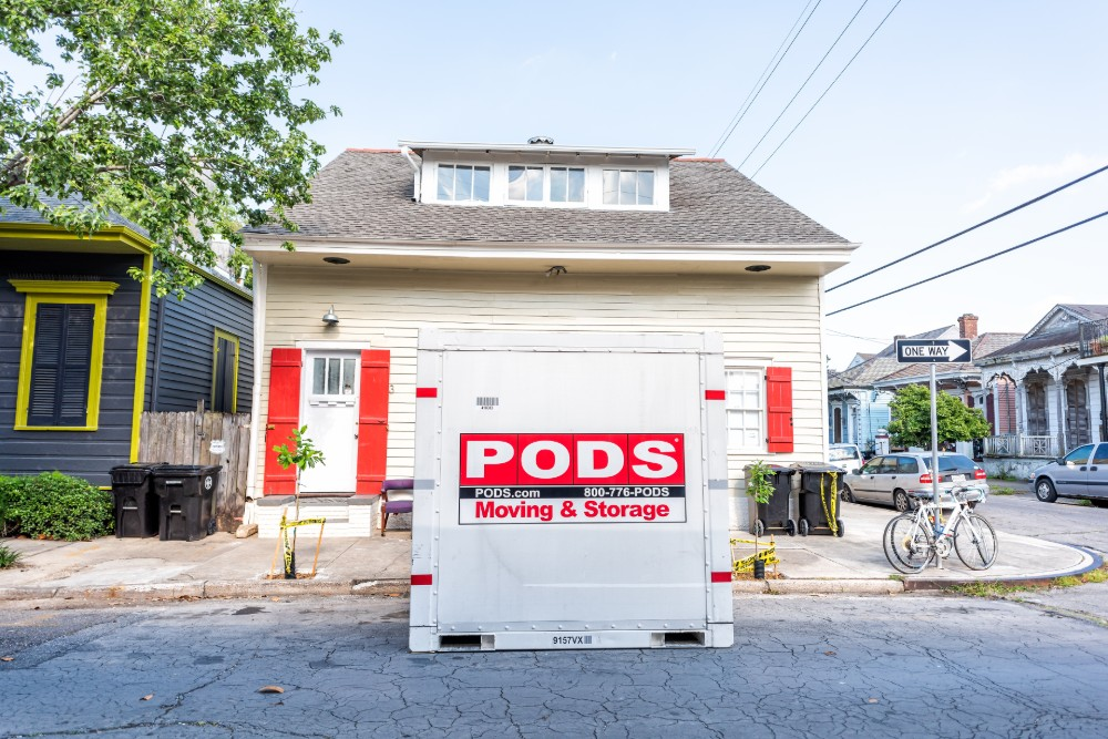 pros and cons of moving with PODS