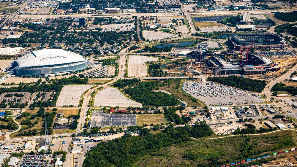 A Brief History of Arlington, Texas