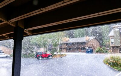 What To Do When It Rains on Your Moving Day